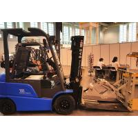 China AC Drive Motors Battery Powered Forklift 3m 2.5T Electric Counterbalance Truck on sale