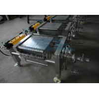 Stainless Steel Plate and Frame Filter Press Machine Manufactures