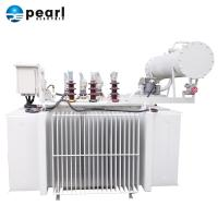 ONAN Cooling Way Oil Immersed Transformer For Power Transmission Plant Manufactures