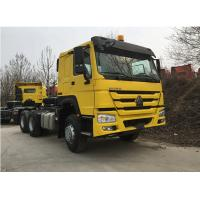 ZZ4257N3241W 6x4 371hp Tractor Trailer Truck Optional Color With ZF8118 Steering Manufactures