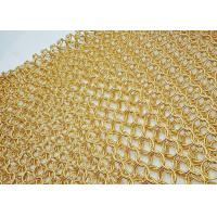 Custom Design Lamp Shade Metal Ring Mesh With Installation Accessories Manufactures