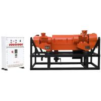 Oilfield 450mm 2 Phase Scroll Centrifuge With Solid Control System Manufactures