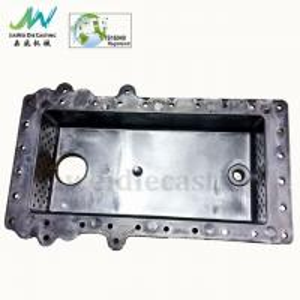 China Custom Aluminum Casting Housing with Die Cast Aluminum Con - Structure on sale