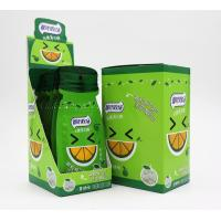 16g Sugar free mint candy / Green Orange Flavor with Vitamin C / portable sachat package Manufactures