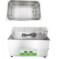 Surgical And Beauty Instruments Dual-Frequency Heating Ultrasonic Cleaner Manufactures