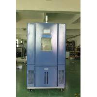 CE Certified High and Low Temperature Humidity Controlled Environmental Test Chamber Manufactures