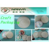Buy cheap Environmently- friendly Paper Pulp Molded Industrial / Craft Packaging from wholesalers