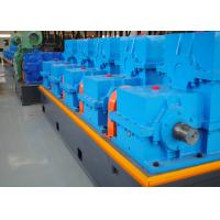Quality High Speed Efficiency Capacity Steel ERW Pipe Mill Round & Square Pipe Tube Mill for sale