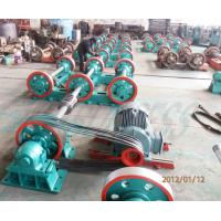 Spun Concrete Pole Steel Mould / Concrete Pole mould FOR Road Manufactures