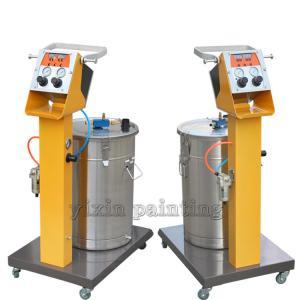 Durable Powder Coating Spray Machine With Pressure Regulator Valve