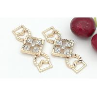 China Women ' S Shoe Accessories Zinc Alloy Buckle Different Sizes And Colors on sale