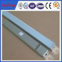 Cover Line Led Strip Profile Aluminum, extruded aluminum led Manufactures