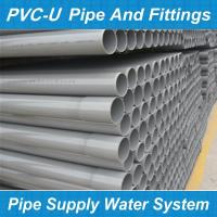 """pvc pipe 100mm/pvc pipe 150mm/upvc pipe/water well pvc pipe/pvc pipe dn40 pn16/6"""" square p Manufactures"""