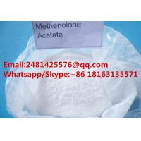 Raw Muscle Growth Steroids Methenolone Acetate / primobolan Powder CAS 434-05-9 Manufactures