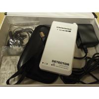 White Portable Cell Phone Detector , 890-915MHZ GSM SignalDetector Manufactures