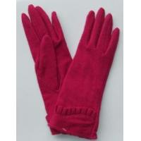 Lady′s Fashion Wool Gloves Manufactures