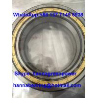 China NU1020MAC3 Solid Brass Cage Single Row Cylindrical Roller Bearing 100*150*24 mm on sale