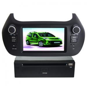 China FIAT Fiorino double din car dvd  digital screen wholesale cheap on sale