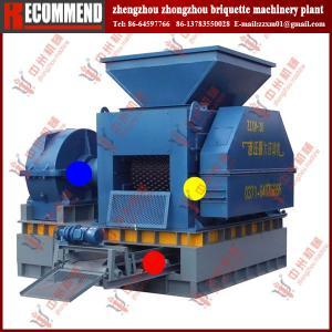 Large capacity charcoal dust briquette making machine-Zhongzhou 86-13783550028 Manufactures