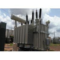 Copper Oil Immersed Power Transformer 30000kva 132kv Low Noise Manufactures