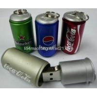 China Pepsi Cocacola Tin Box USB Flash Drive Pen Drive U Disk on sale