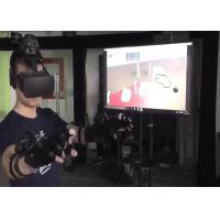 Action Capture Virtual Reality Gloves , Motion Sensor Gloves Real Time Manufactures