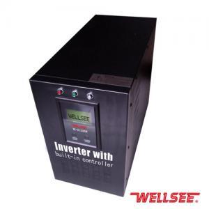 WELLSEE solar controller inverter WS-SCI2000Watt,Solar Inverter with built-in controller Manufactures