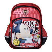 Original Disney Mickey Mouse and Minnie Mouse Backpack Kid's School Bag Manufactures