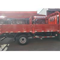 4×2  Sinotruk Howo Truck With 85HP Engine lhd/rhd 6.50R 16 Tyre Manufactures