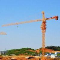 Tower Crane with 8T Maximum Lifting Load and 800kNm Rated Lifting Moment Manufactures