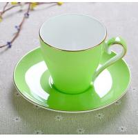 Quality 2018 new items Certifiction 3513 bone china colors hot plates for coffee cups for sale