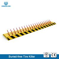 China Steel Tyre Spike Barrier Hydraullic Anti Terrorist Safeway System For Road Safety on sale