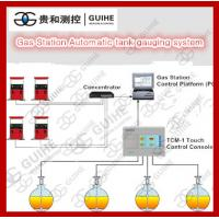 gas station control system software /automatic tank gauge / underground fuel tank level monitor system /level sensor Manufactures