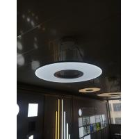 36W Round Contemporary Pendant Lighting 2700K - 6500K for Home Manufactures