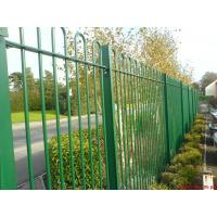 1200mm Height Bow Top Fence Manufactures