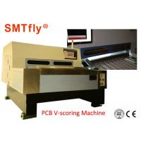 0.05mm Accuracy PCB Scoring Machine 1900 × 2280 ×1585mm Size SMTfly-3A1200 Manufactures