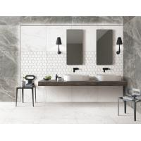 China Bathroom Modern Porcelain Tile Smooth And Bright Surface 10mm Thickness on sale