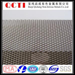 platinum coated titanium mesh Manufactures