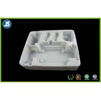 Ecofriendly PS Toy Blister Packaging , PVC Plastic Recycled White Color Tray Manufactures