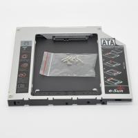 "SATA(ODD)-SATA(2.5"" 9.5mm HDD) 2nd hdd caddy for laptop Manufactures"