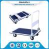 Buy cheap Transportation Platform Hand Truck 8.4Kg , Folding Flatbed Cart 4 Inch Wheel from wholesalers