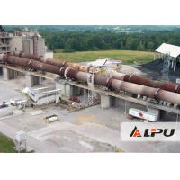 Capacity 78 t/d Rotary Kiln Production Line Calcination for Limestone Dolomite Chalk Manufactures