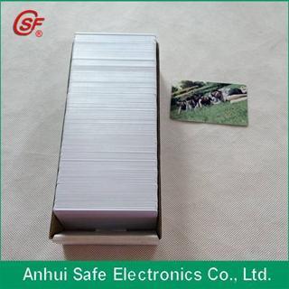 Quality printable inkjet pvc card for sale
