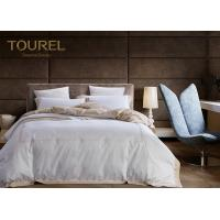 100% Cotton Printed Hotel Quality Bed Linen Plain White Duvet Cover Manufactures