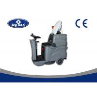 24V Power Ride On Floor Scrubber Dryer Machine Remote Technial Support Manufactures