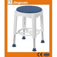 Shower Stool With Padded Rotating Seat, Shower bench, Bath chair Manufactures