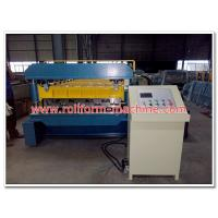Strong Concrete Floor Decking Tile Roll Forming Machinery Made in Hangzhou, China Manufactures