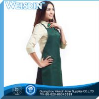 China Promotional nice-looking top quality 100% cotton printing kitchen apron on sale