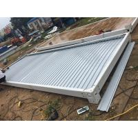 3m X 6m X 2.88m Detachable Container House 1 Bedroom Welding For Office Building Manufactures
