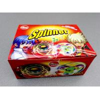 Nice Taste Spinner Candy With Funny And Lovely Shape , Kids Love Manufactures